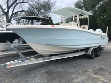 2018 Key West Billistic 261 Center Console