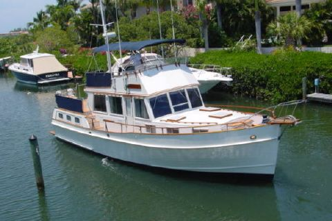 1985 Grand Banks Motor Yacht - Photo 1