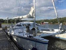 1991 Outremer 40