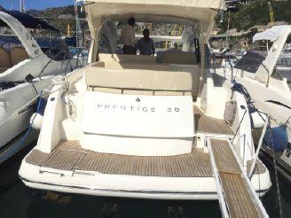 2010 Jeanneau 38 prestige
