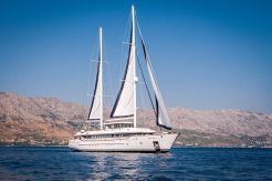 2017 Custom AIAXAIA 46 Meter Motor Sailor