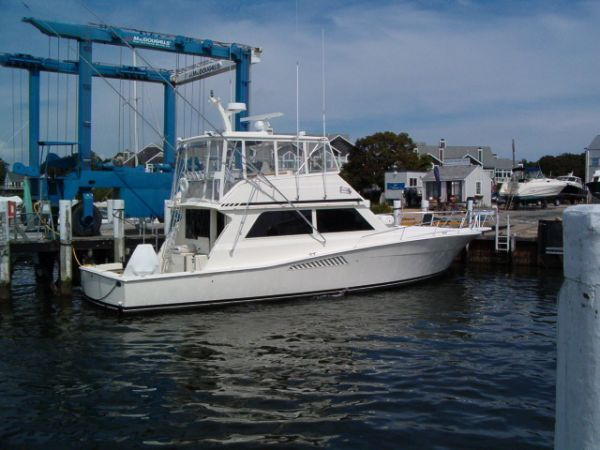1993 Viking 53 Convertible