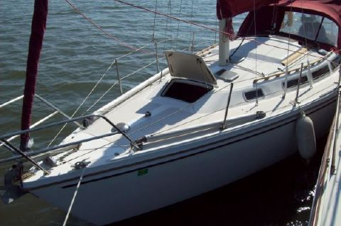 1985 Catalina Sloop - Photo 1