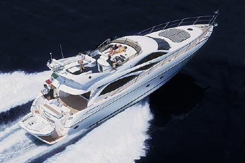 2004 Sunseeker Manhattan 64 - Manufacturer Provided Image