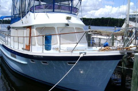 1979 DeFever Trawler - Photo 1