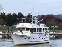 1984 Marine Trader Motor Yacht 50 Trawler