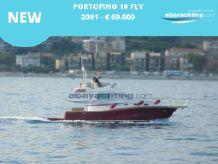 2001 Portofino 10 Fly