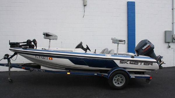 Skeeter SX 180