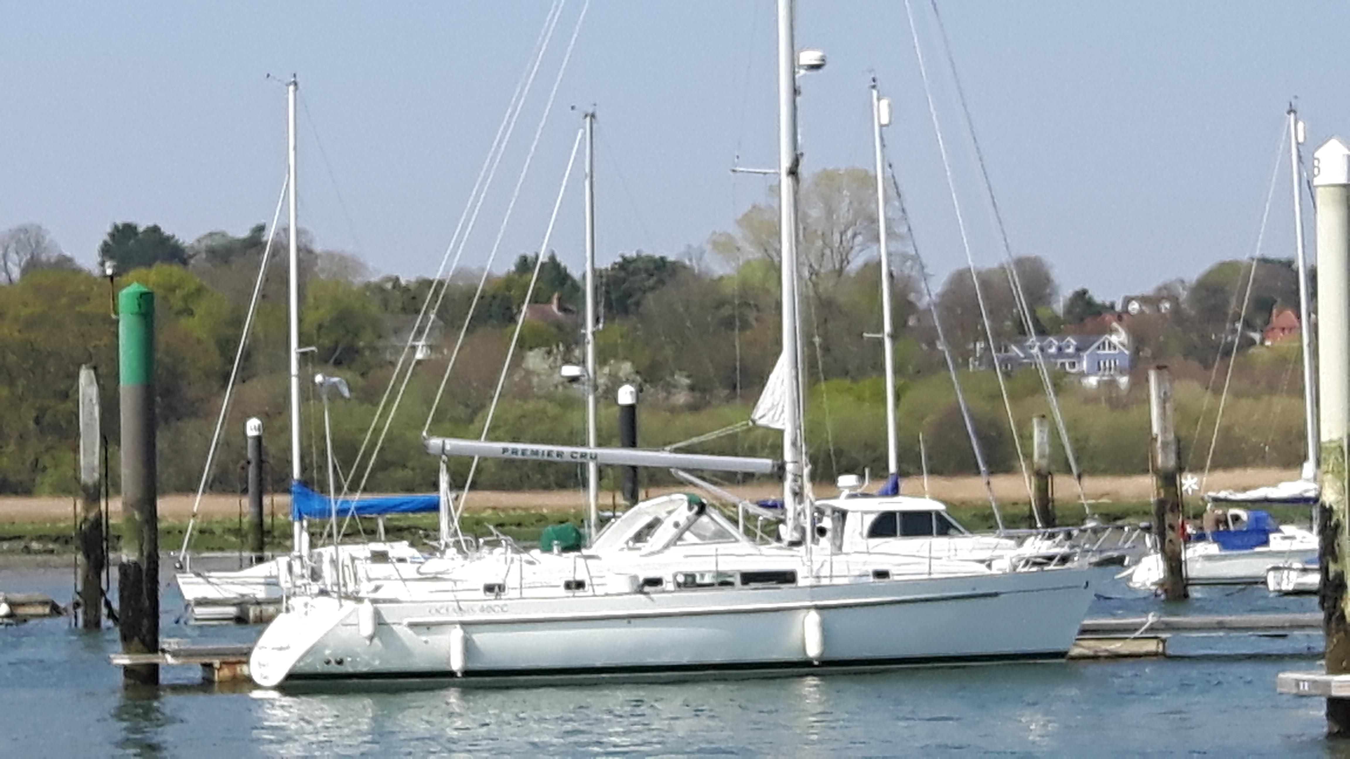 2000 Beneteau Oceanis 40 CC A vela Barco en venta - www ...