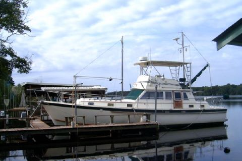 1972 Gulfstar Mark I Trawler - Photo 1