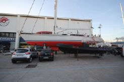 1990 Baltic Yachts 64 centerboard