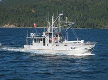 1975 Custom Trawler