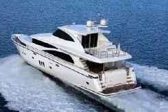 2021 Johnson 80' Skylounge w/Hydraulic Platform