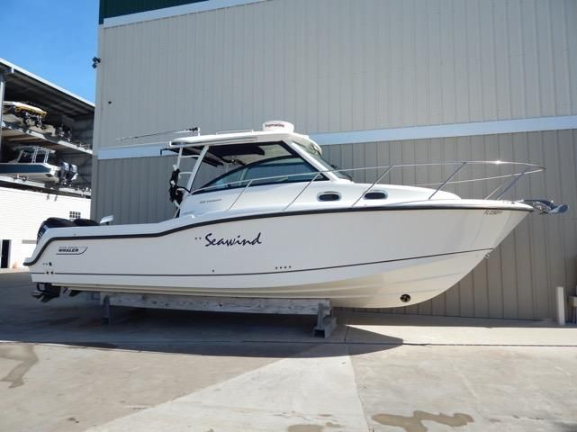 2014 Boston Whaler 315 Conquest 31 Boats for Sale - All