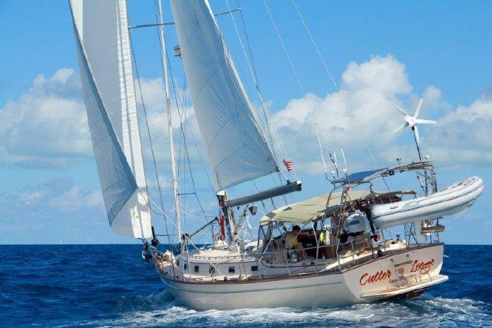 2009 Island Packet Broker Broker
