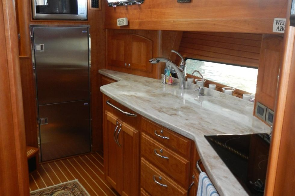 2015 Sabre 48 Salon Express