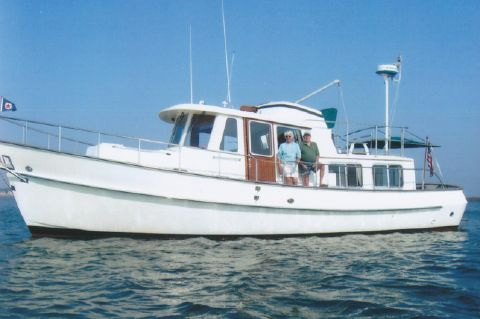 1999 Eagle 40 Pilothouse Trawler