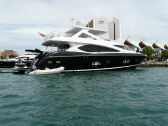 Sunseeker 88 Yacht 2010 Sunseeker 88
