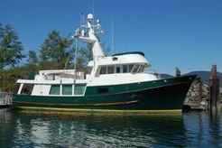 1997 Seaton Pilothouse trawler
