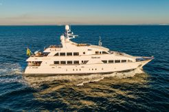 2004 Palmer Johnson Tri Deck Motor Yacht