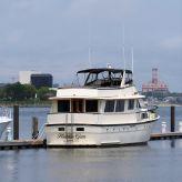 1980 Hatteras 61 Motor Yacht