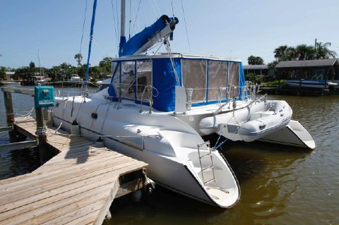 2001 Fountaine Pajot Athena 38