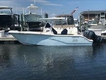 2018 Sea Fox 266 Commander