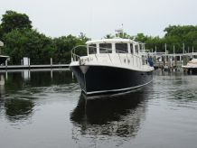 "2010 American Tug ""34"" Pilothouse Trawler"