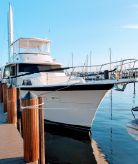 1978 Hatteras Yacht Fisher