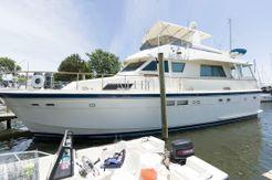 1987 Hatteras 54 Motor Yacht