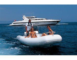 2008 Zodiac Yachtline Deluxe 530