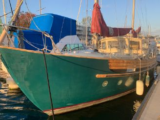 1975 Fisher Pilothouse