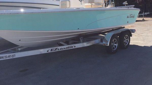 Sea Chaser 21 LX Bay Runner