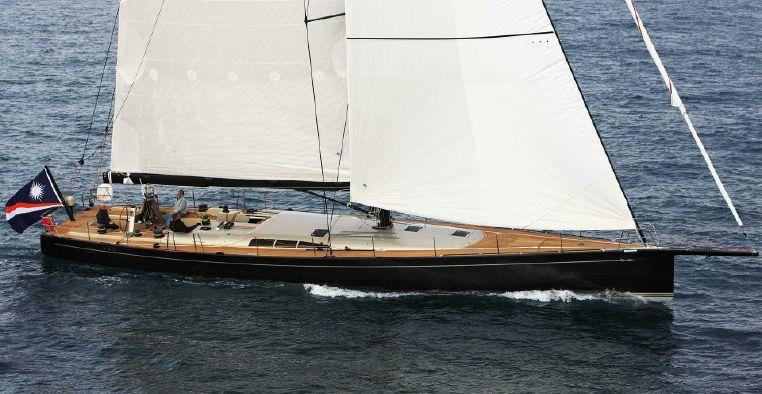 2009 Custom Tripp Racer/Cruiser BoatsalesListing New England