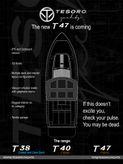 2022 Tesoro T47 Outboard