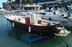 1996 Fratelli Aprea Sorrento 7.50 Open Cruise