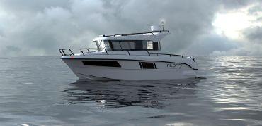2021 Finnmaster PILOT 7 CABIN