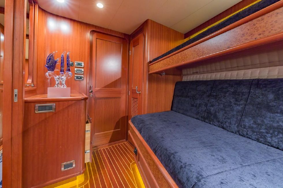 Guest stateroom berths