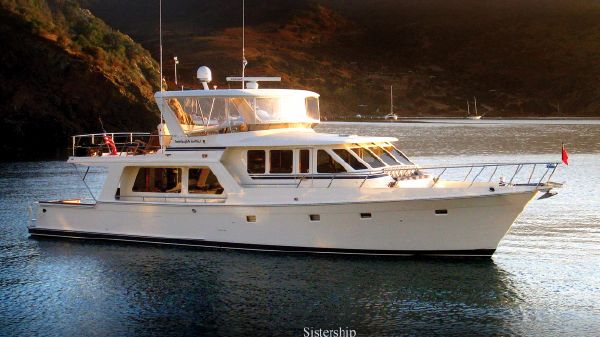 Offshore Pilothouse Sistership Profile