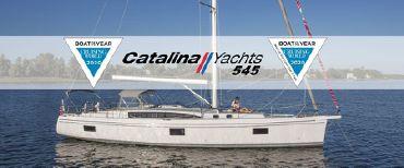 2020 Catalina 545