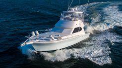 2007 Riviera 42' Flybridge Motoryacht