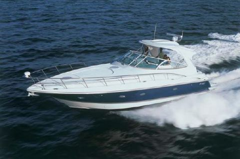 2006 Cruisers Yachts 460 Express - Manufacturer Provided Image