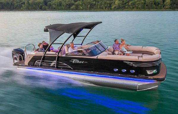 2018 Tahoe Pontoon Vision Elite Windshield - 25'