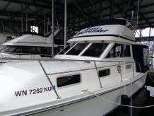 2001 Norstar 302 FB with cockpit hardtop