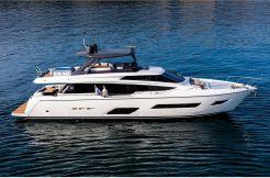 2021 Ferretti Yachts 780