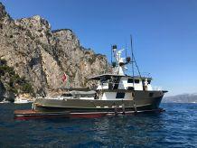 1985 Custom Berggren Marine Explorer 24