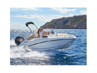 2020 Quicksilver Quicksilver 505 Open