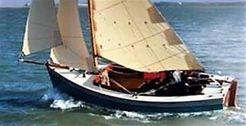 1998 Custom North Quay 19 Gaff Cutter