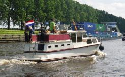 1986 Custom Stahlyacht Holland Neptun 1170