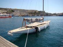 1937 Custom Attilio Costaguta Classic Yacht